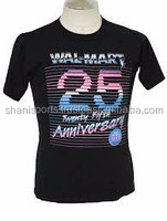 WALMART Anniversary T-shirt / Printed T-shirt