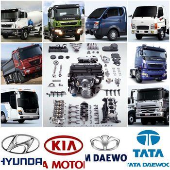 All Kind Of Korea Car Spare Parts - Buy Spare Parts Of Cars Hyundai,Spare  Parts For Hyundai Kia Daewoo,Korean Hyundai Spare Parts Product on