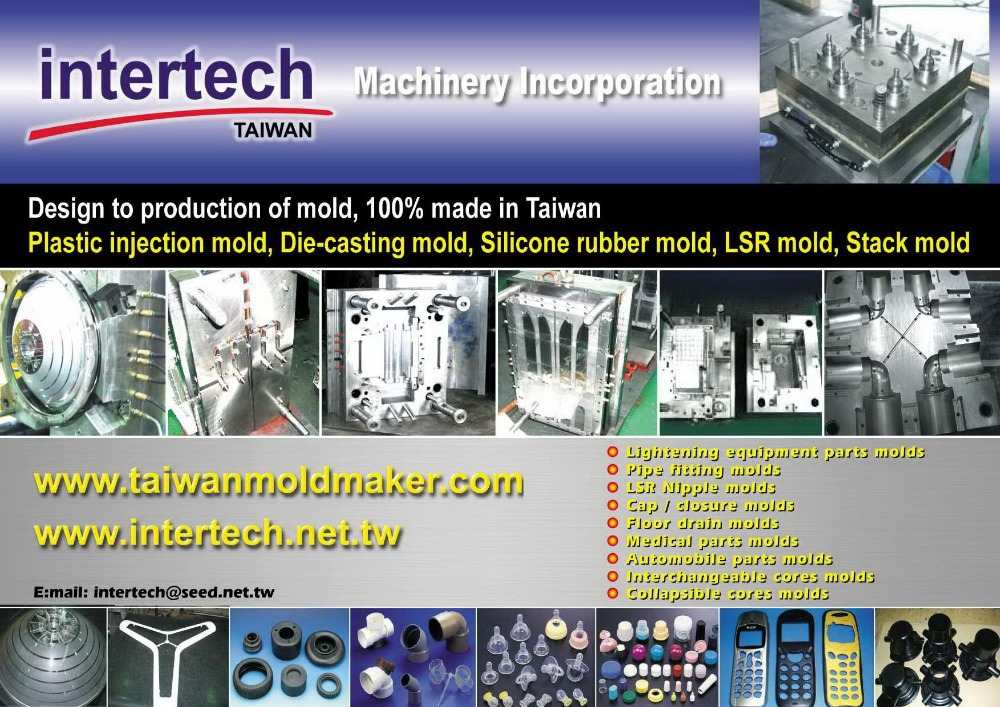 Technical Plastic Mold Making high quality mold form factory