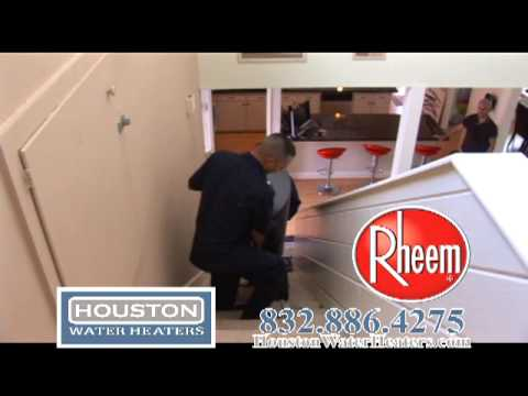 Water Heaters | Hot Water Heaters | Houston Water Heaters | Tankless Water Heaters