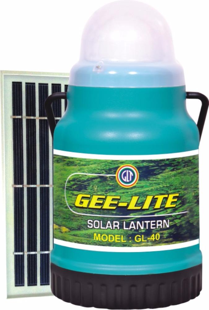 Solar Smart Lantern