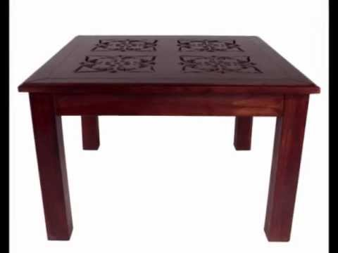 get quotations carved wooden coffee tables timborin aphrodite center table