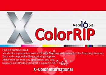 Xcolor Rip Software For Epson 1390/l1800 Roll Printing - Buy Rip Software  Roll Printing Product on Alibaba com