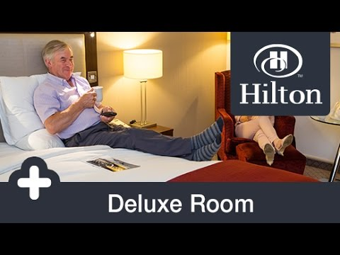 Gatwick Hilton Deluxe Room Hotel Review | Holiday Extras