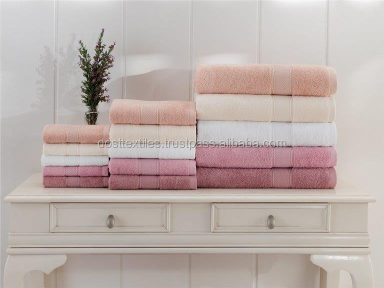 Premium Quality Luxury Towels for 5 Star Hotels