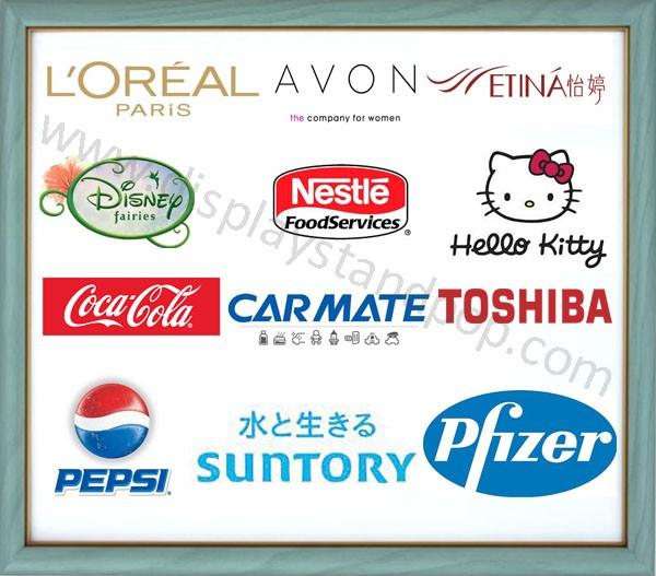 alle Arten von Logos