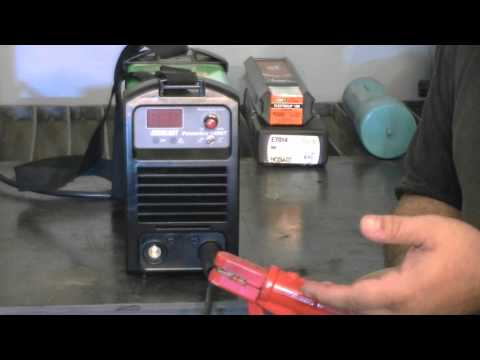 PowerArc 140ST -120/240 V 140 Amp - Stick/ Lift Arc TIG IGBT DC - Inverter Welder Part 2