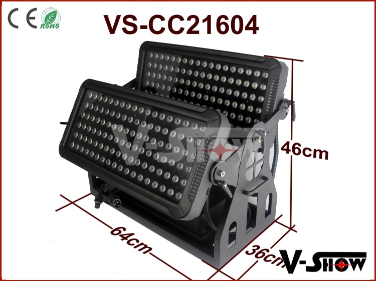 China Lighting 216*3w Rgbw Ip65 Waterproof Led Light Wall Wash Led ...