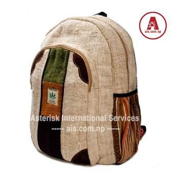 af3d8be6bb6 Hennep Rugzak Handgemaakte Nepal School College Schoudertas - Buy ...