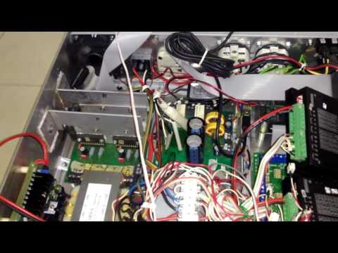 Cnc milling tutorial 25 High-Z CNC-STEP) -Stepper motor controller ulitmate upgrade 6/7