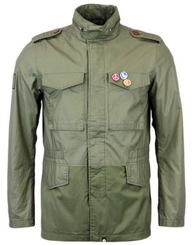online retailer 9557b 8398d Militare Dell'esercito Outdoor Verde M 65 Campo Parka Giacche/leggero  Uomini Parka Verde/verde Militare Tattico Giacca Verde Parka - Buy M65  Field ...