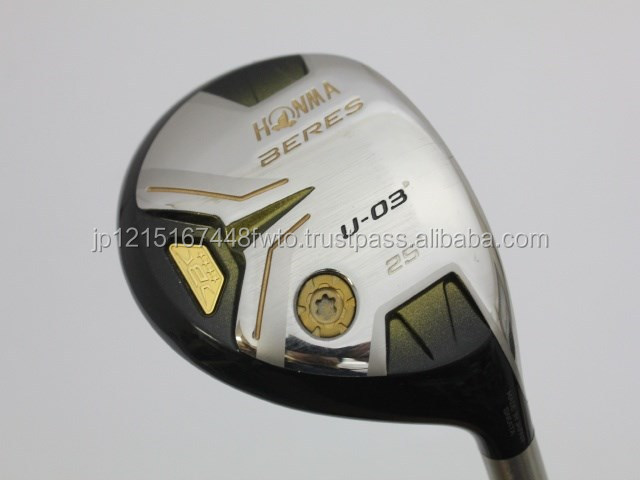 Second hand Honma golf driver shafts with great performance