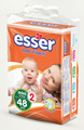 High absorption Turkish diaper, esser Baby diaper