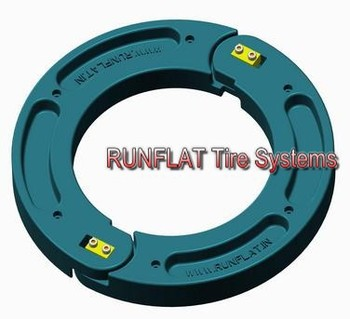 Runflat Device For 245/60r17 Tyre