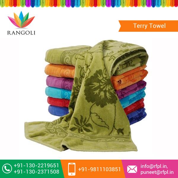 Towel Stock Lots: Badstof Handdoek Voorraad Lot/Katoen Badstof Deken