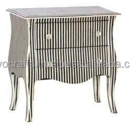 Indian U0026 Moroccan Style Camel Bone Inlay Sideboard U0026 Console Furniture  (Bone U0026 Mother Of