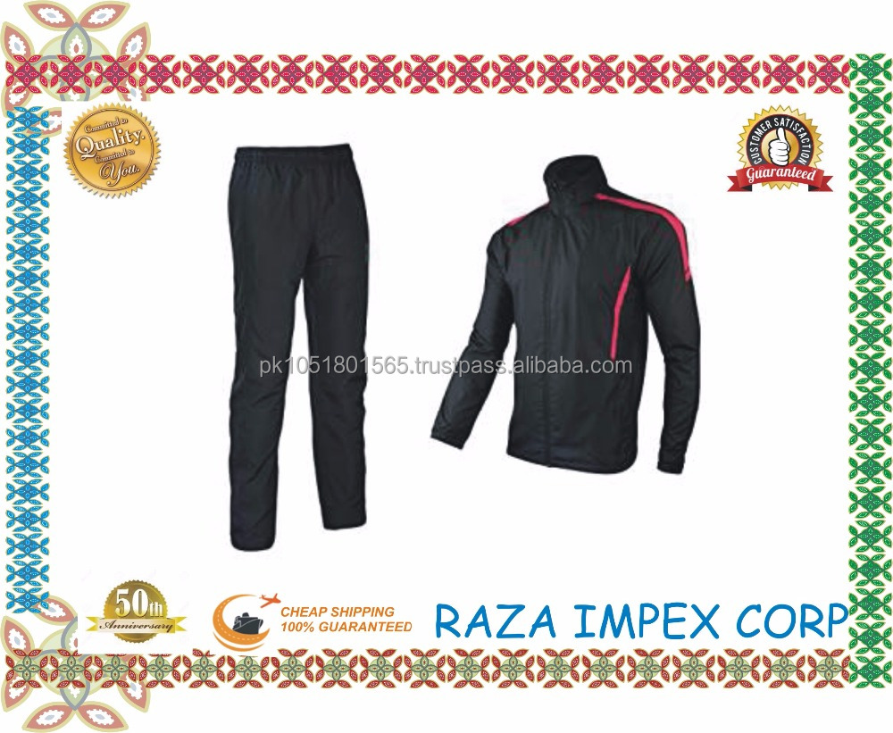 Super Latest Designer Custom Cheap High Quality Fitness Men's Active Zipper Long Sleeve 2pc tracksuits