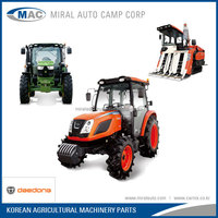 Agricultural Machinery Parts for Daedong Industrial