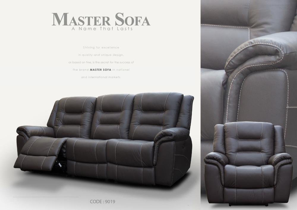 Phenomenal Leather Reclining Sofa 9019 Buy Sofa Leather Sofa Recliner Product On Alibaba Com Machost Co Dining Chair Design Ideas Machostcouk