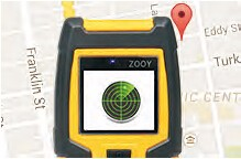 ZOOY Z-6900 GPS GPRS Online Cloud Guard Patrol System Can add Fingerprint verification