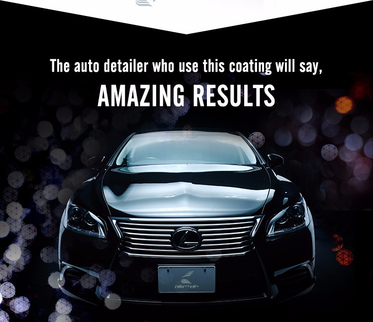 Nano Hydrophobic Glass Coating For Cars,Made In Japan