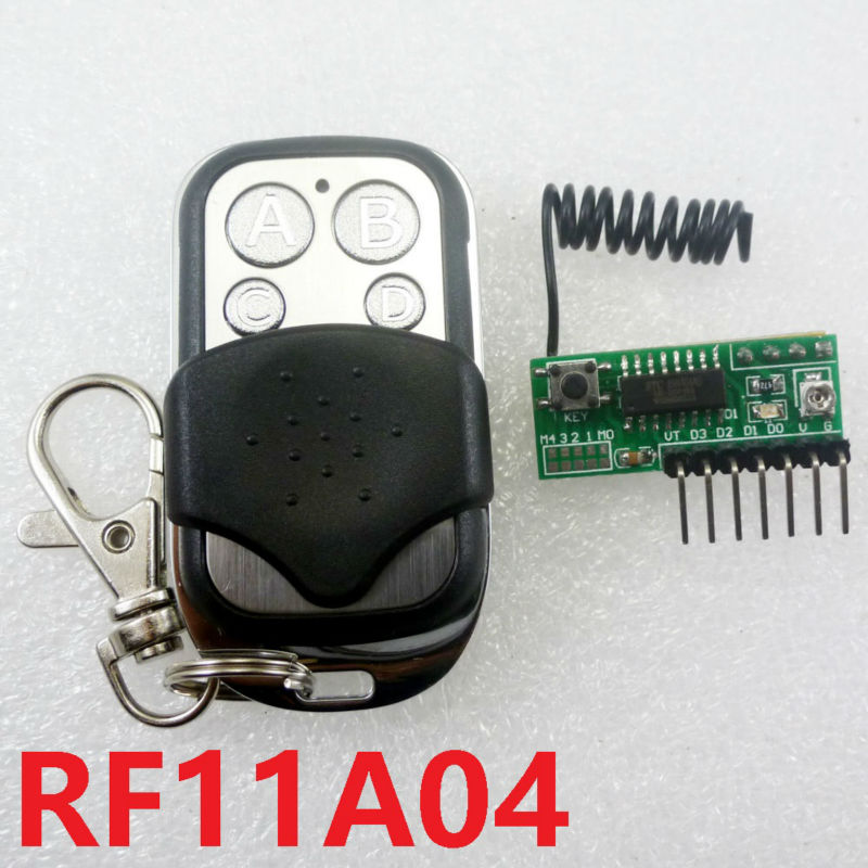 2019 433Mhz DC 3V 3 3V 5V EV1527 RF Wireless Remote Control Kit For Arduino  UNO MEGA2560 DUE Pro Mini Relay RC Switch From Liquor, $11 4 | DHgate Com