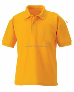 Polo shirt for school