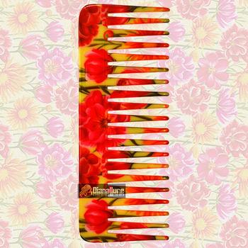 Dianallure De-tangler Volumizer Hair Combs - Buy Plastic Comb Product on  Alibaba com