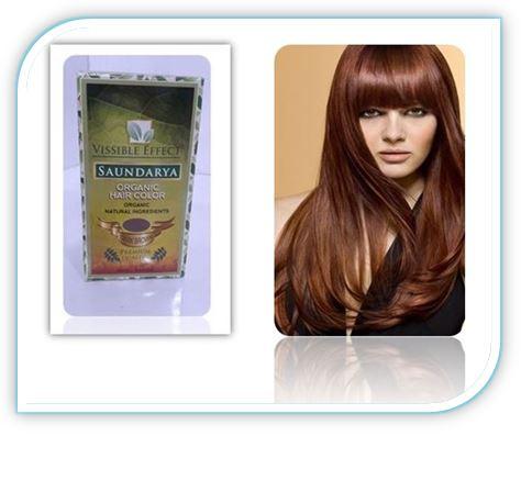 la couleur des cheveux bio cuivre brun couleur - Coloration Cheveux Bio
