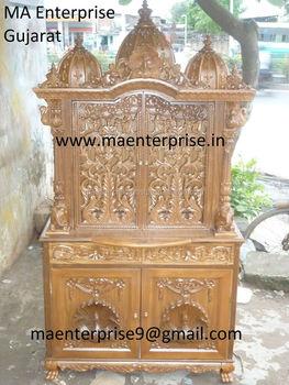 Mandir Design In Home Of Wooden - Buy Mandir Design In Home,Home ...