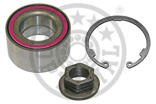 Комплект подшипника ступицы колеса / перед прав/лев / 941202 Optimal (OEM: D351-33-0