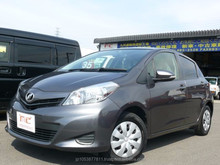 Popular 2013 toyota vitz made in Japan VITZ F 2013 used car at reasonable prices