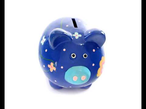 Piggy Banks & Money Boxes
