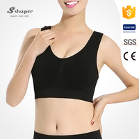 S-SHAPER Wholesale Women Wireless Seamless Genie Bra As Seen On TV