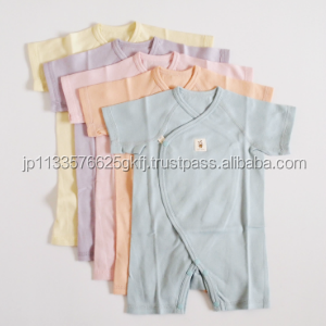 High grade and comfortable babywear 100 organic cotton various type of items