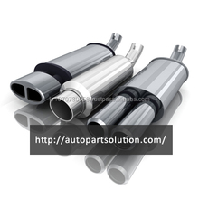 TATA DAEWOO Fire Truck exhaust system spare parts