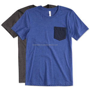 pocket Fashionable t shirts.