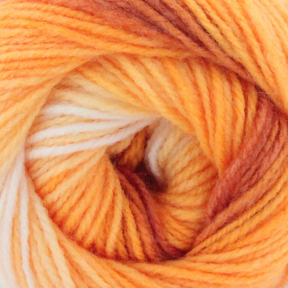 Wool Hand Knitting Yarn Papatya Batik 553-09
