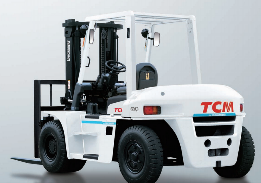 Tcm 7 Tonnen Gabelstapler Diesel Fd70 2015 Modell Original