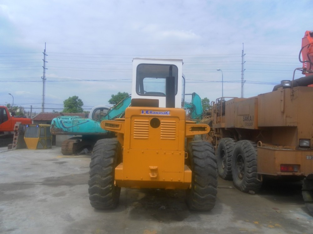 Kawasaki Wheel Loader KLD50Z-III,Used Kawasaki KLD50Z-III Wheel Loader