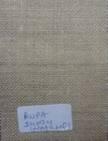 designer 100% natural finish burlap fabric