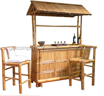 Wholesale Bamboo Bar Natural Bambus Bar Bamboo Gazebo Bamboo Stool Bamboo Chair