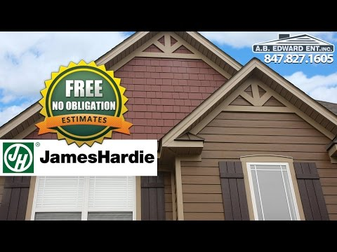 James Hardie Siding Naperville IL - Fiber Cement Siding