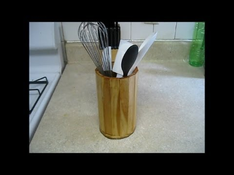 ... Utensil Holder For Kitchen
