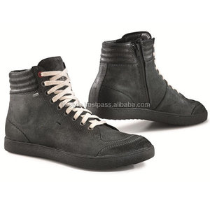boots wrinkled leather boots mens mens leather motorcycle boots
