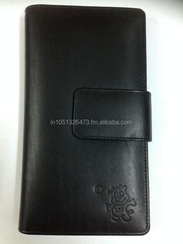 Echtem Leder Visitenkarte Album Halter Buy Personalisierte Leder Visitenkartenhalter Product On Alibaba Com
