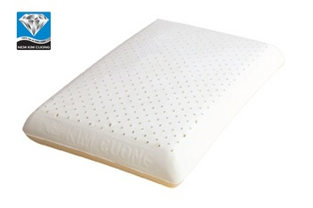oem latex pillow factory natural latex bread shape pillow from vietnam iso9001