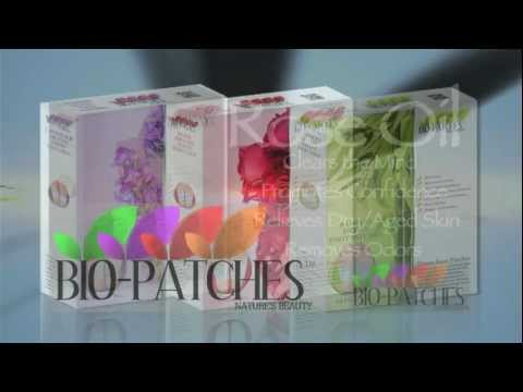 Bio-Patches Detox Foot Patches