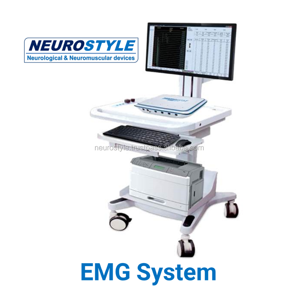New technology Portable emg biofeedback physical therapy with ep system