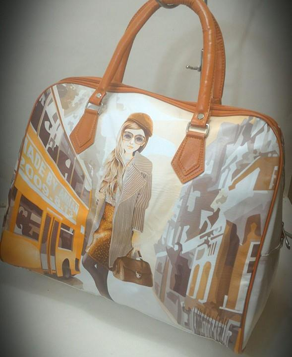 Exclusive Trendy Printed Handbags